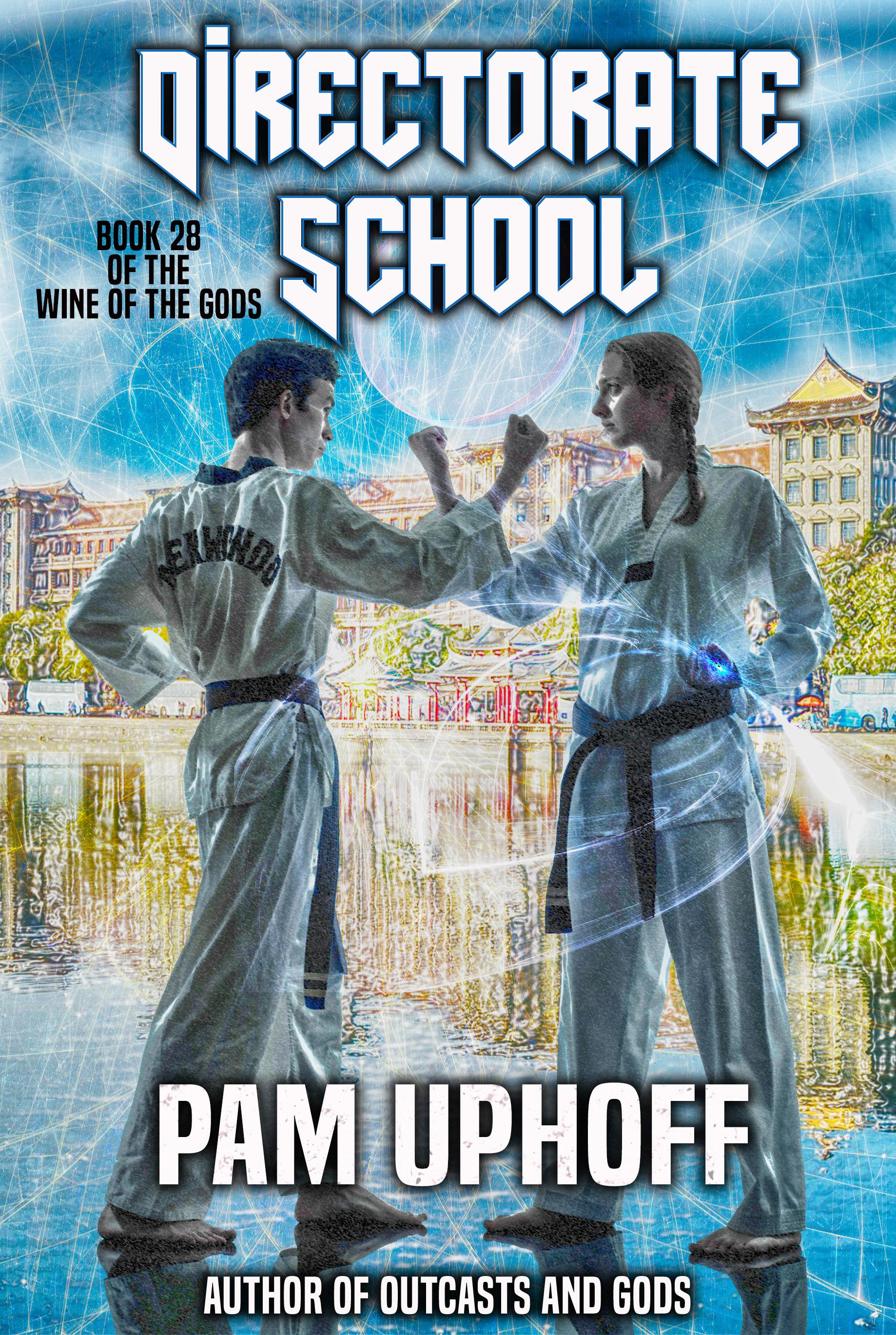 Directorate ebook cover