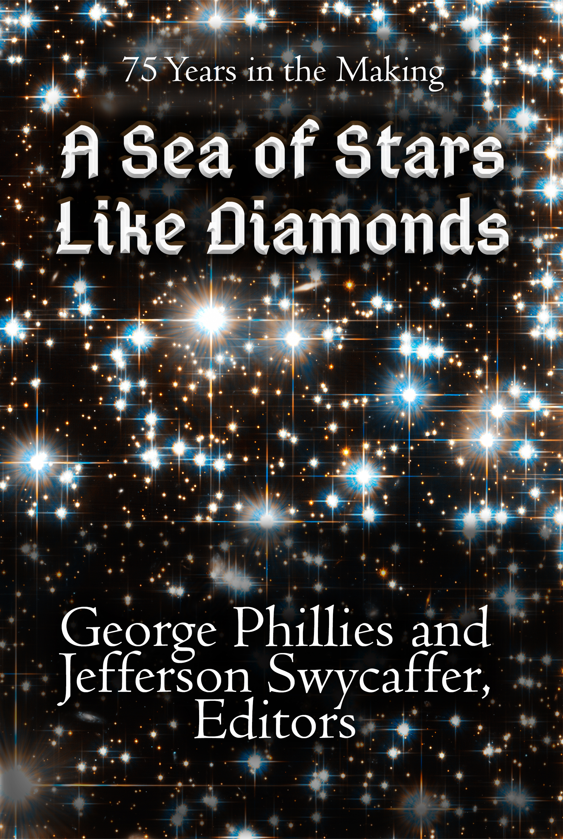 Sea of Stars front cover