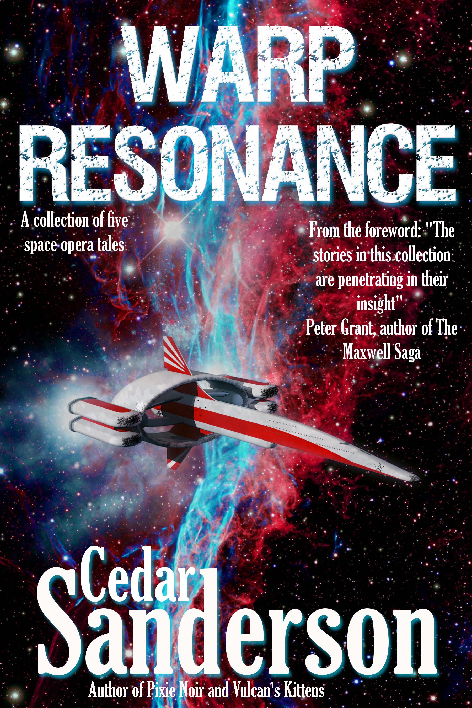 warp resonance cover