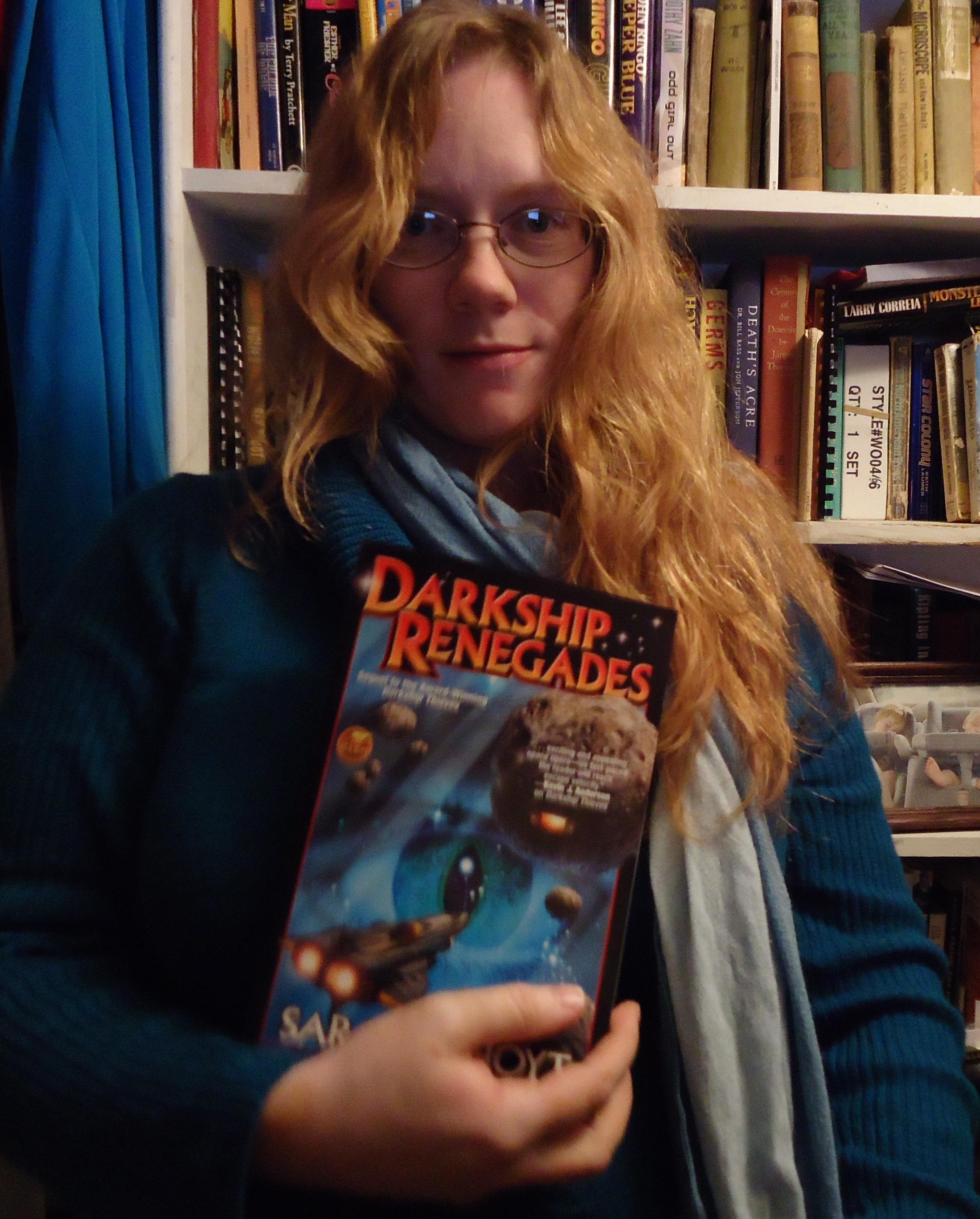 Sarah Hoyt's Darkship Series