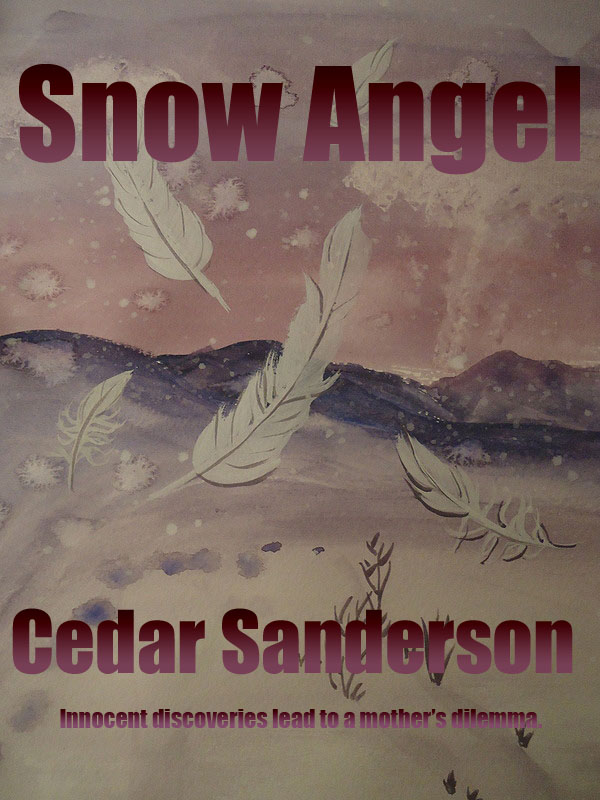 short story of angels, motherhood, and fantasy