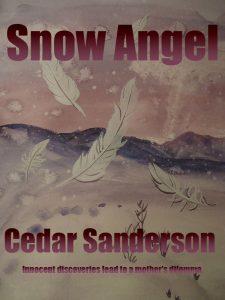 snow angel, a short story by Cedar Sanderson