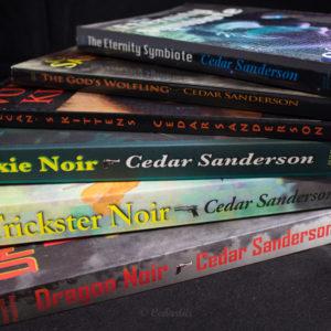 Autographed Book | Product categories | Cedar Writes