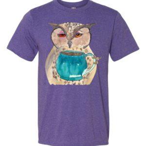 F*ck Morning Owl t-shirt