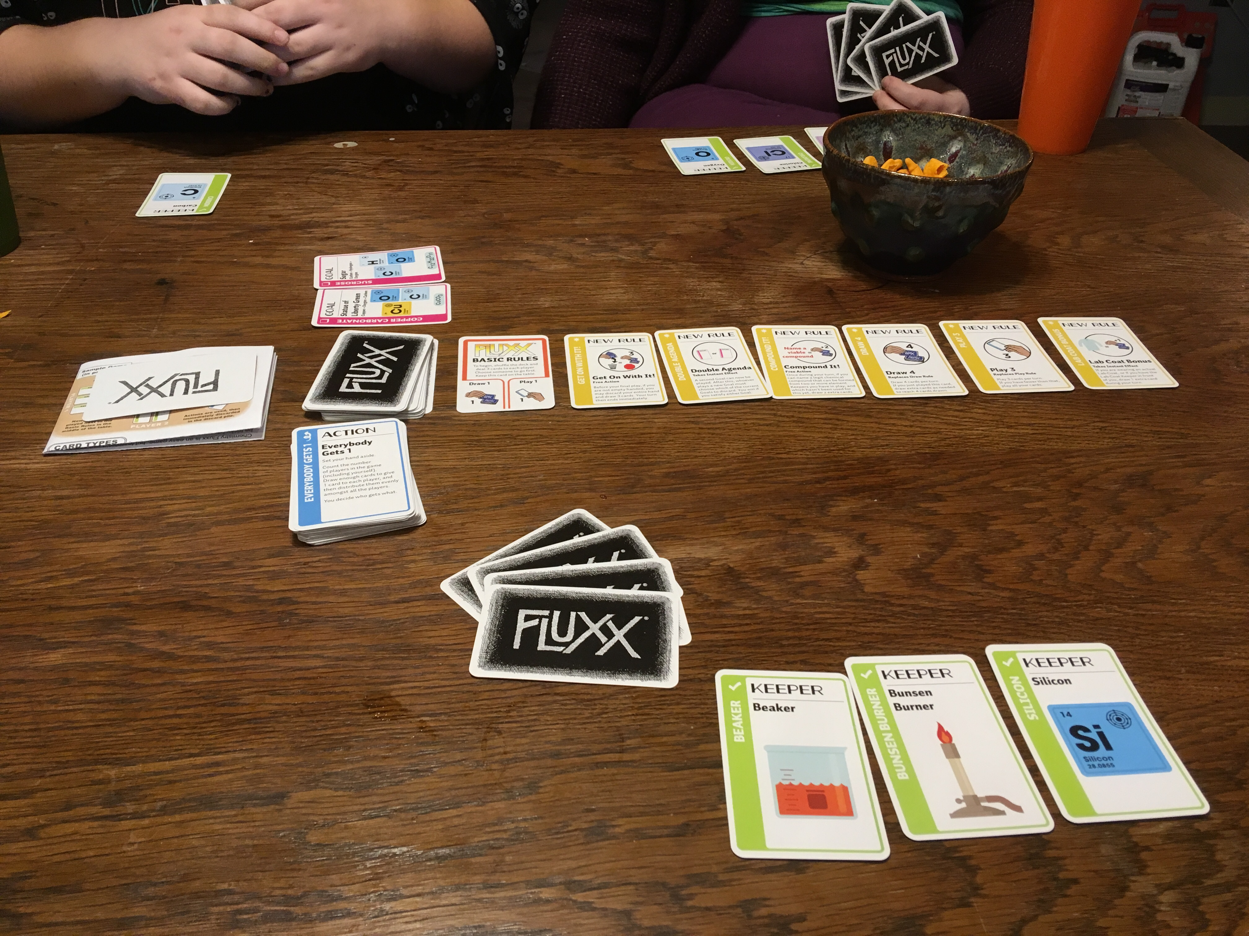 Game Review and a (sort-of) Recipe | Cedar Writes